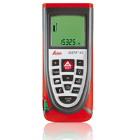 "The New DISTO™ A5 Laser Meter - Enter ""A5PIC"" in the group code for our current special."